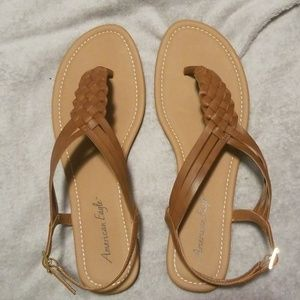 American Eagle sandals! NWOT